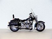 Harley-Davidson FLSTC Heritage Softail Classic (2002), ERTL Collectibles American Muscle