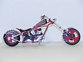 OCC Black Widow Bike, ERTL Collectibles