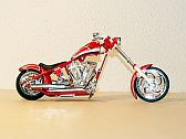 OCC Tool Bike, ERTL Collectibles