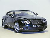 Bentley Continental GT Speed (2007 - ), Minichamps