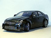 Cadillac CTS-V Sedan (Mk. II, 2009 -  ), Gaincorp