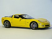 Chevrolet Corvette Z06 (C6, 2006 - ), Autoart Performance