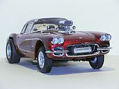1961 Chevrolet Corvette dragster, Precision Miniatures