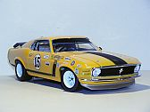 Ford Mustang Boss 302 #15 (TransAm 1971), Welly