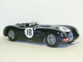 Jaguar XK 120C #18 (LeMans 1953), Autoart Racing