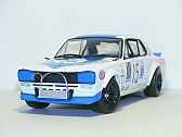 Nissan Skyline 2000 GT-R #15 (Fuji Grand Champion Series 1972), Kyosho