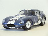 Shelby Cobra Daytona #24 (Coppa Citta di Enna 1965), Exoto Racing Legends